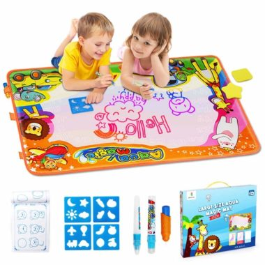 Toddlers Toys Painting Board Educational Writing Mats in 6 Colors