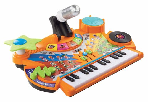 Toddler toy recording Studio