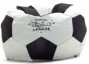soccer ball bean chair