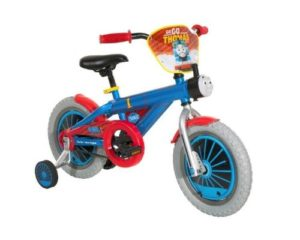 thomas the train bike with training wheels