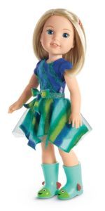 american girl welly wisher doll