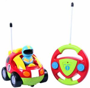 toddler first rc car toy