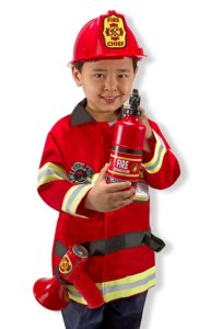 fireman dress up costume