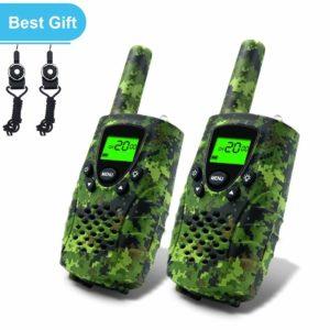 walkie talkie radio set for kids