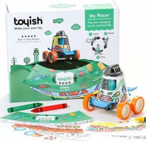 stem toy car kit