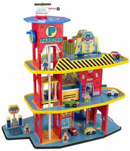 kidkraft garage toy