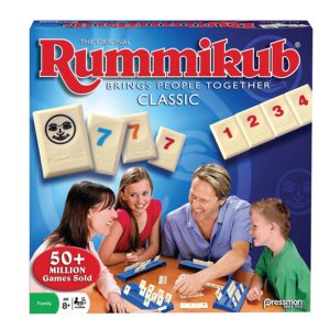 rummikub family board game