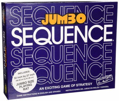 Jumbo Sequence Box Edition box set