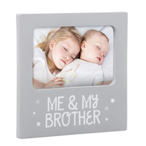 this is an image of a frame for siblings