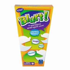 blurt word game