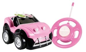 pink rc toddler car