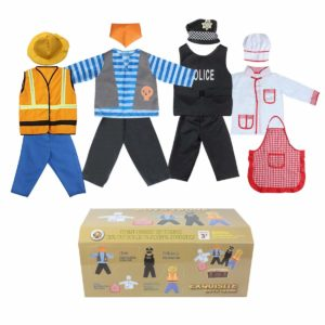 boys role play dressing up outfits