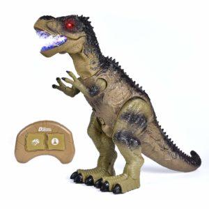 remote control dinosaur toy