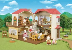 calico critters country home set