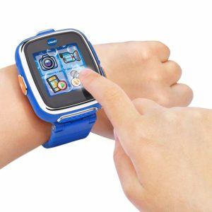 vtech kidizoom smartwatch in blue