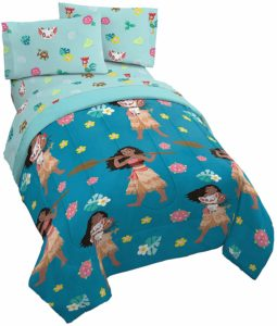 disney moana bed linen set