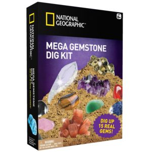 national geographic gem digging kit