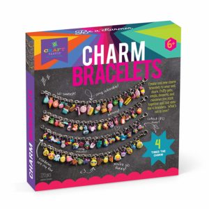 charm bracelet making set for girls