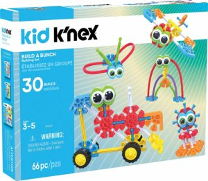 kid knex building flakes set