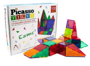 magnetic building toy picasso tiles