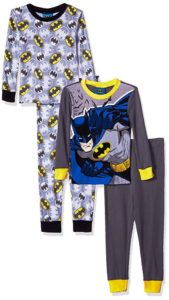 batman boys pyjamas 2 pack