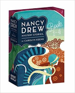 nancy drew book series set