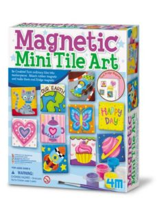 magnetic mini tile art craft kit