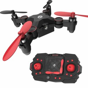 holy stone folding pocket drone for kids