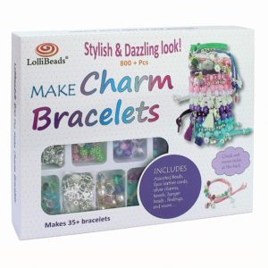 make your own charm bracelets