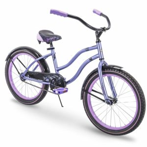 girls 20 inch bike in purple