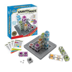 thinkfun gravity maze marble run game