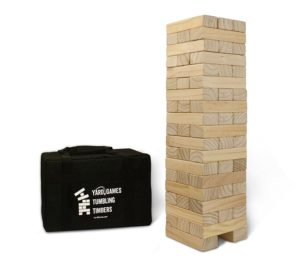 giant jenga for outdoors