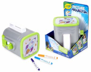 crayola drawing projector