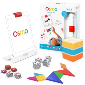 osmo genius kit ipad game