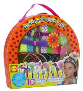 alex toys hair band design kit
