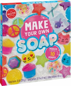soap making kit for kids