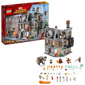 lego marvel avengers building toy