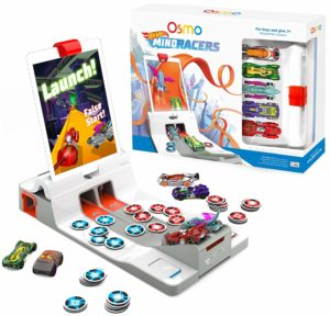 osmo ipad game hot wheels racers