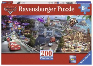 ravensburger 200 piece puzzle disney cars