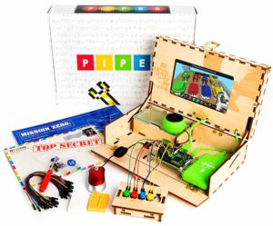 piper computer kit game