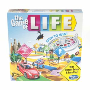 game of life the classic board game