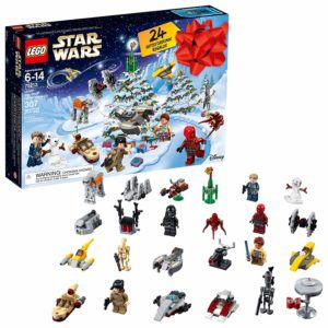 lego advent calendar star wars
