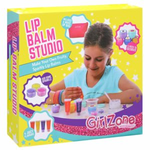 Girl Zone DIY lip balm boxset