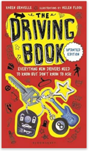 The Driving Book Everything New Drivers Need to Know for kids