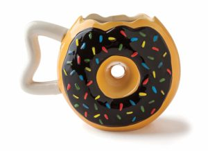 original donut Mug Ceramic 14oz