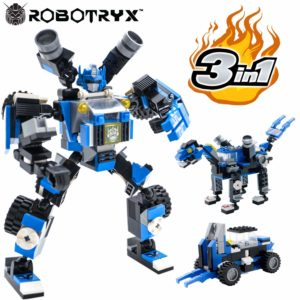 3 in 1 Creative Set Robot STEM Toy