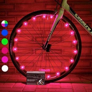 wheel lights for bicycle