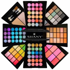 shany colorful large makeup set