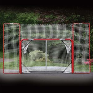 large outdoor hockey net