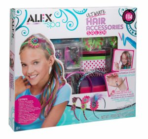 Alex Spa ultimate hair accessories salon for girls